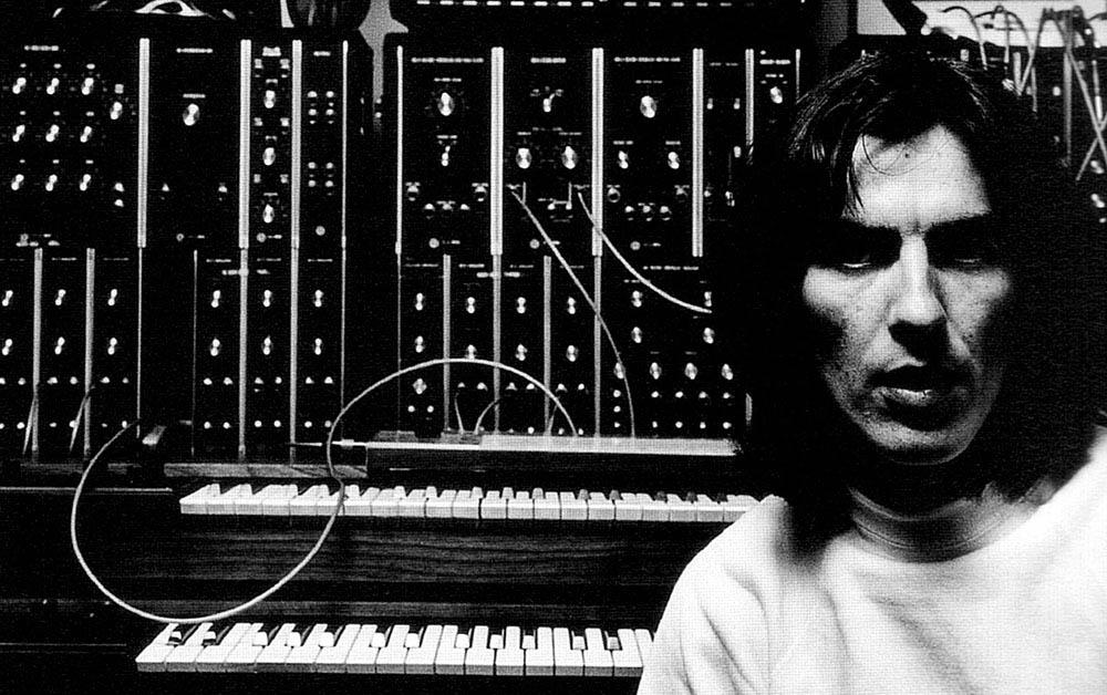 Джордж Харрисон и его Moog Modular Synthesizer