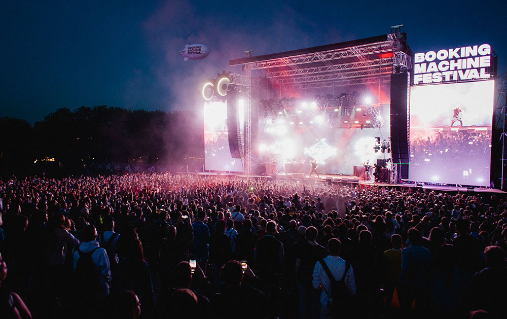 Фестиваль Booking Machine Festival 2018/ Фото с сайта energosnab.pro