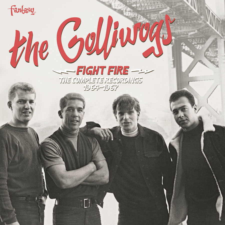 The Golliwogs, альбом «Fight Fire: The Complete Recordings 1964-1967» (2017)