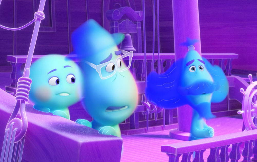 Кадр из мультфильма «Душа» (2020)/ Pixar