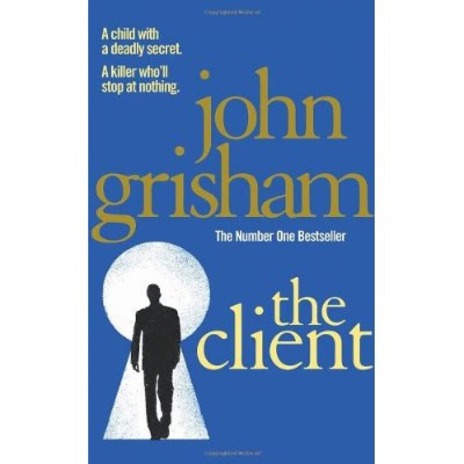 a book report on the client a legal thriller by john grisham